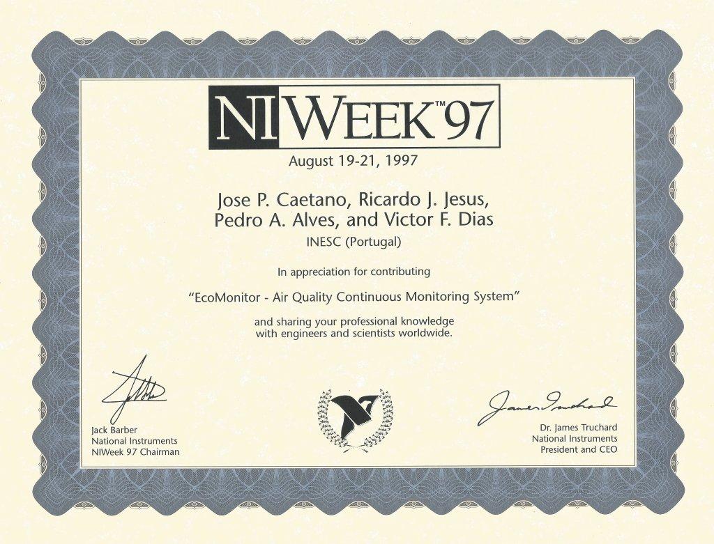 NIWEEK97 EcoMonitor