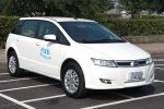 BYD introduces its electric vehicle E6 to Taiwan|Companies|Business|WantChinaTimes.com